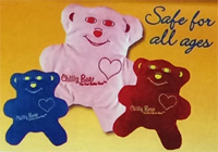 Safe for all ages - The Feel Better Bear